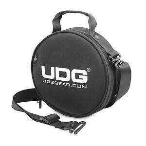 UDG Ultimate Digi Headphone/Headphones Bag Black (U9950BL) New