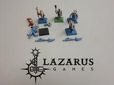 Warhammer Fantasy Lizardmen AoS Order Seraphon - Saurus Temple Guard (oop metal)