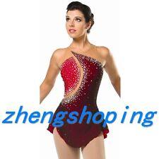 Women&Girls' Competition Ice Skating Dress.Figure Skating Dress 8800