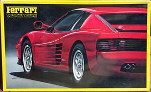 Fujimi Ferrari Testarossa, 1/16 Scale