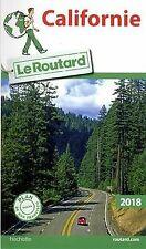 Guide du Routard Californie 2018 de Collectif | Livre | état bon