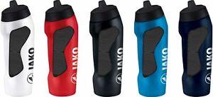 Jako Trinkflasche Premium 750 ml transparent, rot, schwarz, JAKO blau, marine