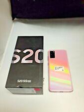 Samsung Galaxy S20 5G UW SM-G981V - 128GB - Cloud Pink (Verizon) (Single SIM)
