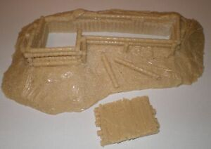 Frontline 20mm (1/72) Japanese Light Machine Gun Position with Trench