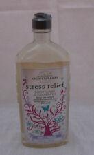 Bath & Body Works Vanilla Verbena Aromatherapy Body Wash Foam Bath NEW
