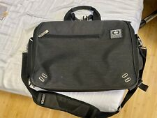 OGIO Street CITY CORP Laptop Computer Messenger Bag Carrying Case # 03507 Padded