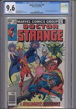 Doctor Strange #34  CGC 9.6 Marvel Comic 1979: Cyrus  Black: NEW Frame