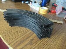 Slot Car Tyco lot of 14 9 1/4 inch curved track