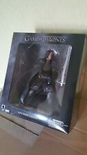 "GAME OF THRONES JON SNOW 7.5"" inch STATUE FIGURE DARK HORSE 18cm"