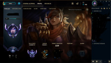 Konto League of Legends 96 skins diament 4 all champs