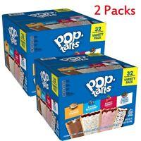 Pop-Tarts, Variety Pack (32 ct.) 2 Packs