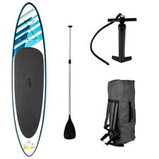 SUP Board Stand Up Paddle surf-board Hinchable incl. Remos isup Remando 320cm