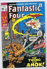 FANTASTIC FOUR 111 3.5 OWP  NICE GLOSSY  RC