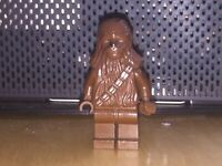 LEGO Chewbacca sw0011 Brown Star Wars  Minifigure   from Sets 7127 7190 3342