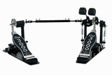 DW Drum Workshop DWCP3002 3000 Series Dual-Chain Double Bass Drum Kick Pedal