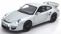 1:18 Norev Porsche 911 (997) GT2 2007 silver