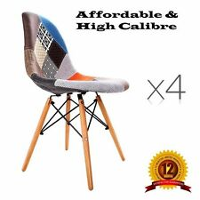 Eames Polyester Fabric Chairs