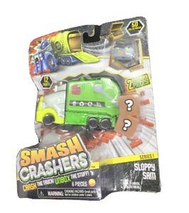 Smash Crashers - Sloppy Sam Series 1