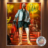 Rob Halford Autographed Signed 8x10 (Judas Priest) Photo REPRINT