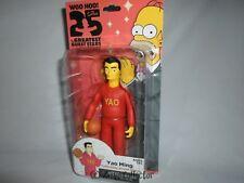 Figurine - Les Simpson 25th Anniversary - Série 1 - Yao Ming - NECA