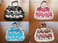 Bodyline Sweet Lolita Sweet Party Time Tea Cakes Print Tote Bag Handbag NWT