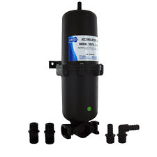 JABSCO 1 LITER ACCUMULATOR  TANK W/ INTERNAL BLADD