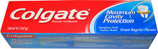 1 TUBE OF COLGATE TOOTHPASTE - MAXIMUM CAVITY PROTECTION TOOTH PASTE 100ML