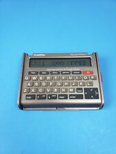 Franklin Spelling Ace Pro & Puzzle Solver Thesaurus Merriam Webster SA-309