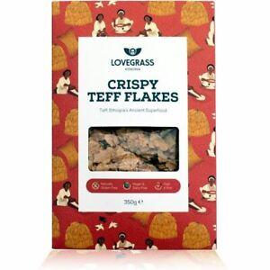 Lovegrass Ethiopia Crispy Teff Flakes 350g