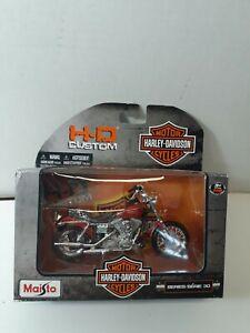 Harley-Davidson H-D Custom 1997 FXDL Dyna Low Rider Limited series 34 2016