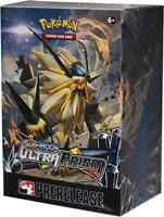 2X Pokemon TCG Sun & Moon Ultra Prism Prerelease Kit Booster Box BNIB