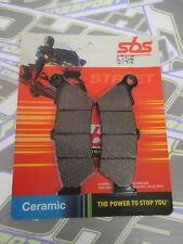 SBS Street Front Brake Pads for BMW F650GS F650 GS 2008-2012 - UK Stock
