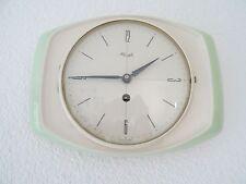 Kienzle 'NEW' Retro Vintage Ceramic Kitchen German Wall Clock (Junghans era)