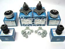 Set of Lemforder OEM Ball Joints & TT Wishbone Bushes for VW Mk4 Golf GTI & Bora
