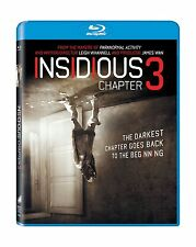 Insidious: Chapter 3 [Blu-ray] Free Shipping