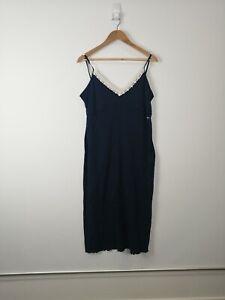 Trent Nathan Intimates, nightgown nightie nightwear sleepwear Slip Dress Size 18