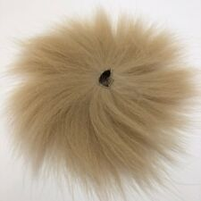 TIEWELL TAN ARCTIC FOX PATCH FLY TYING MATERIALS