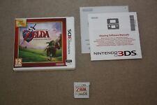 The Legend of Zelda: Ocarina of Time 3D (Nintendo 2DS, 3DS) [PAL - PRT/ESP]