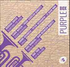 5CD NotTwo Purple Box | Amado Mateen Gjerstad Wanders Neumeier BMC Ttio Goudbeek
