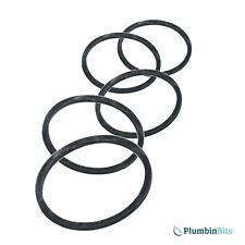 """MCALPINE 1-1/4"""" 32mm SINK BASIN WASTE TRAP SEAL RUBBER WASHER ONLY (pack 5)"""