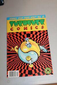 Thrasher Comics #3 Rare Skateboarding Comic Book 1988 Pushead Thrasher Magazine
