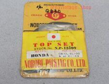 NOS HONDA CB100 CL100 SL100 TOP END ENGINE GASKET SET K1 K2 K3 MADE IN JAPAN