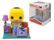 Merchandising Simpsons (the) Funko Pop Television - Couch Homer (watching Tv)