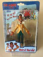 Fat Albert and the Cosby Kids WEIRD HAROLD Figure NEW