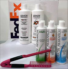 Complete Jumbo kit Brazilian Keratin FT Hair Treatment Free Worldwide ship FedEx