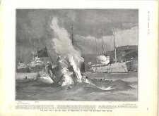 1905 Adml Chuknin Sea Fight Sebastopol Mutineers Beaten Schmidt