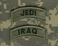 KILLER ELITE PRO-MEMBER SP OPS TALIZOMBIE© WHACKER GULF WAR TROPHY: JEDI + IRAQ