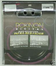 58mm Infra Red IR Filter Nikon 55-300mm VR 55-300 18-55mm 75-300mm 55-250 lens