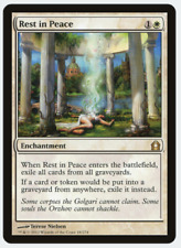 MTG X4: Rest in Peace, Return to Ravnica, R, NM-Mint - FREE US SHIPPING!