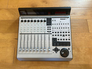 Mackie MCU Pro Expandable USB/MIDI 8 Channel Control Surface - Silver